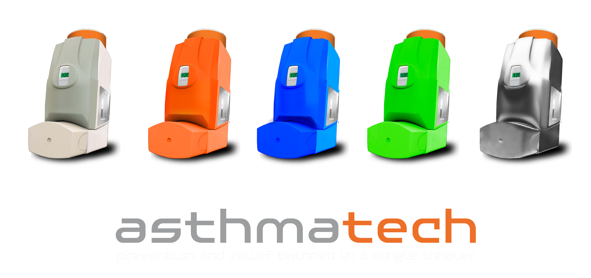 Astmatech-Inhaler-Colour-Range-White